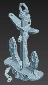 модель якоря